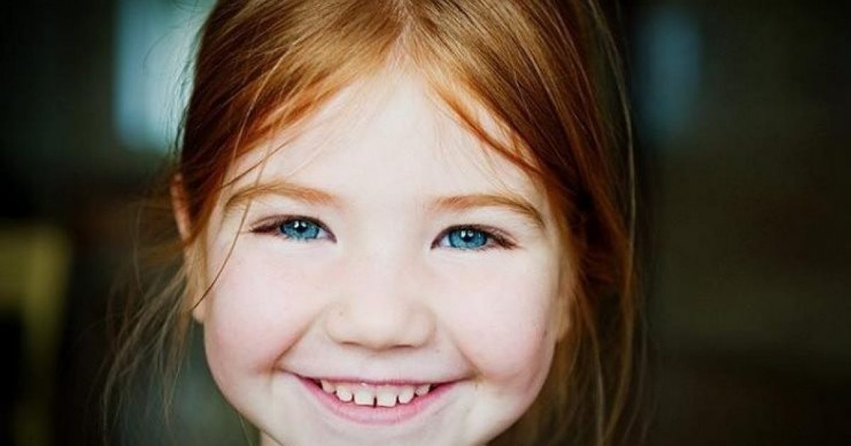 16 φωτογραφίες με τα ωραιότερα χαμόγελα που έχετε δει ποτέ