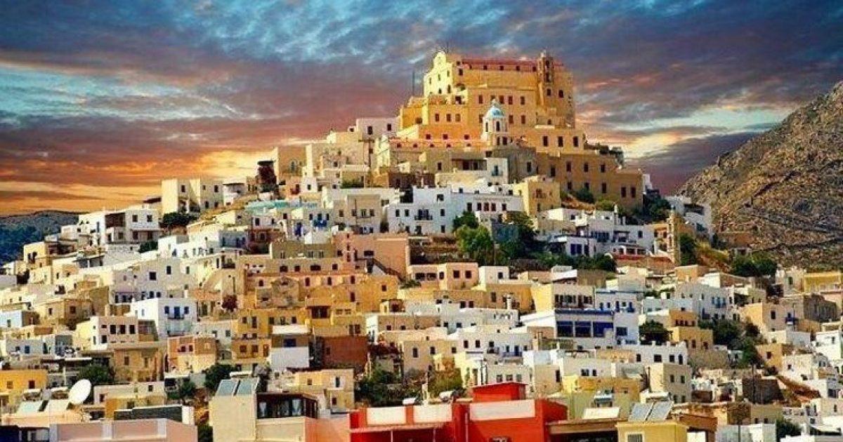 Σύρος: Η αρχόντισσα των Κυκλάδων