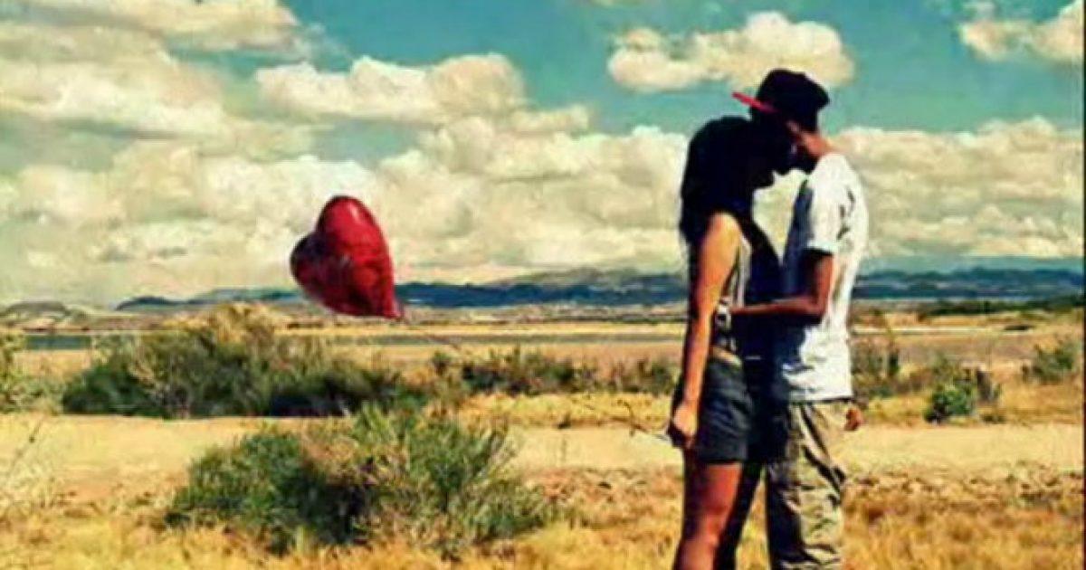 Τον άνθρωπο σου τον αγαπάς γι'αυτό που είναι, χωρίς όρους κι όρια.