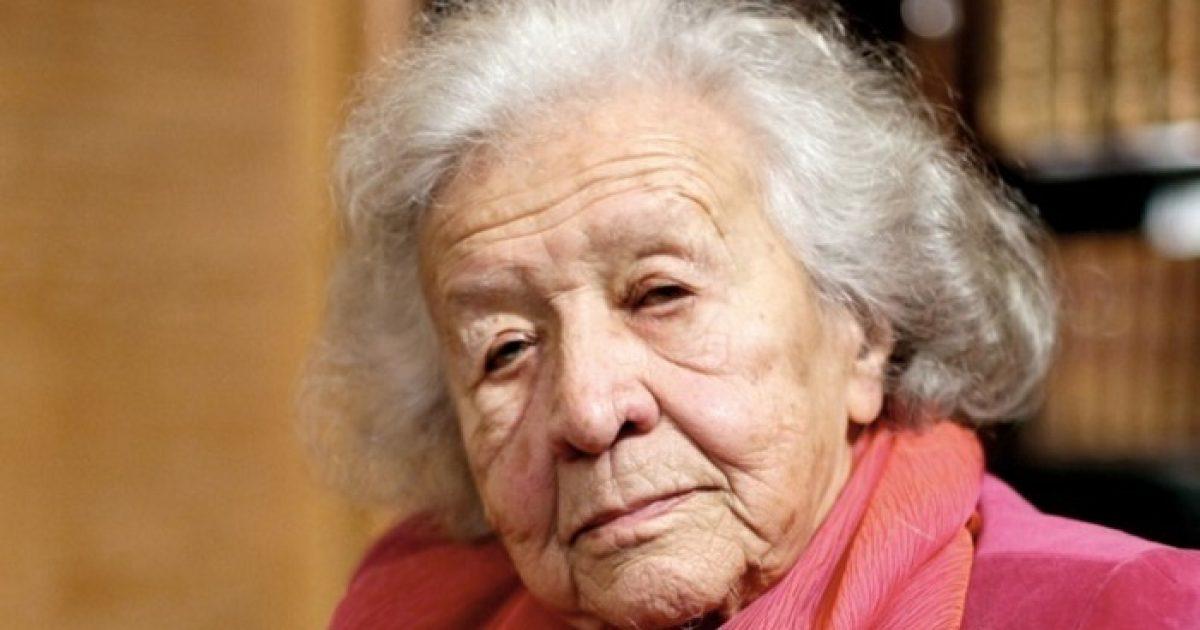 Ζακλιν Ντε Ρομιγί «Αν η Ελλάδα μάς ζητούσε πίσω όλες τις λέξεις της που έχουμε δανειστεί, ο Δυτικός πολιτισμός θα κατέρρεε»