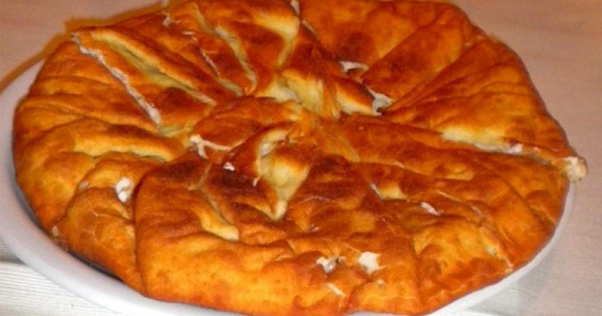 Συνταγή για παραδοσιακό τηγανόψωμο σαν της γιαγιάς!
