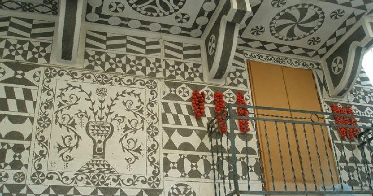 Πυργί: Το «ζωγραφιστό χωριό» στη Χίο
