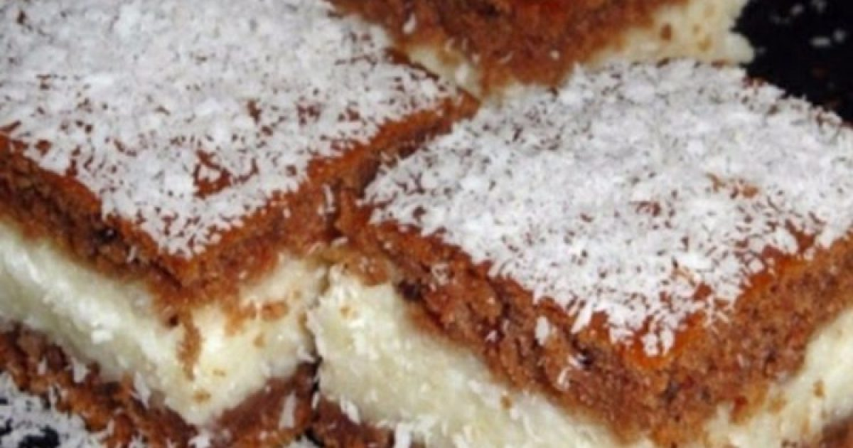 Ένα υπέροχο γλυκό με ινδοκάρυδο – Είναι δροσερό, πεντανόστιμο, γρήγορο