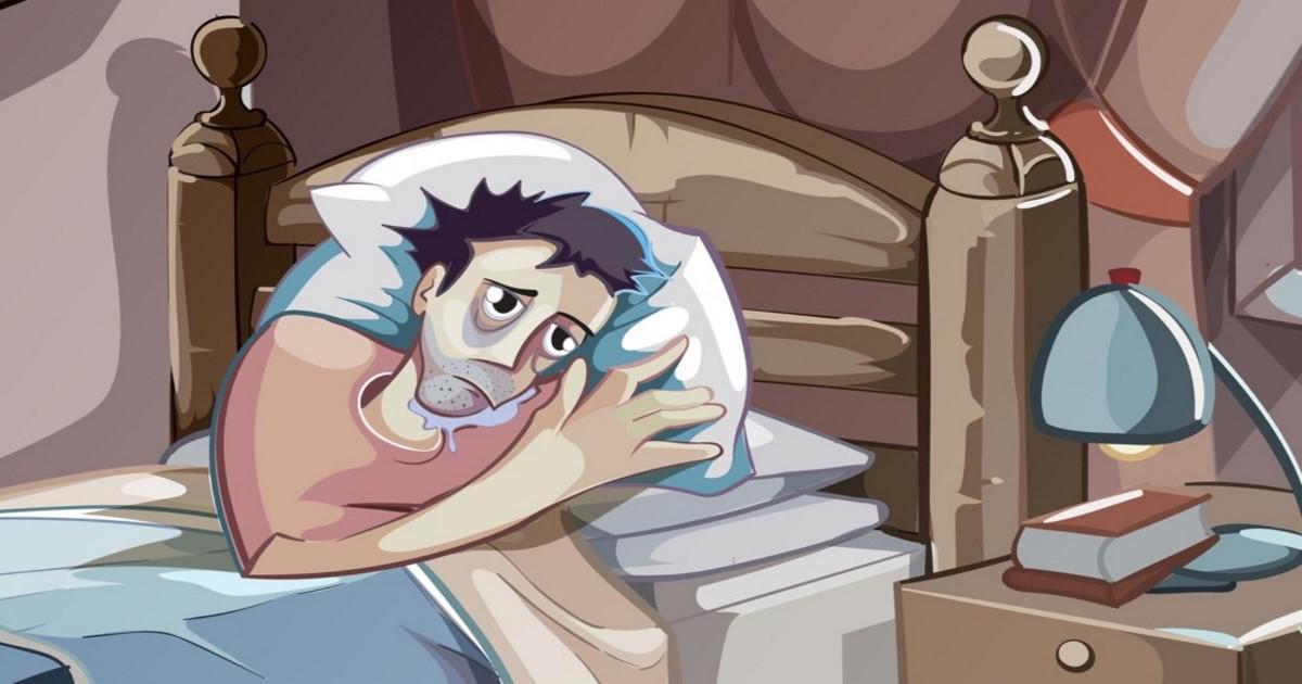 5 ασθένειες που μπορούν να μεγαλώσουν στο σώμα μας όταν δεν κοιμόμαστε αρκετά.