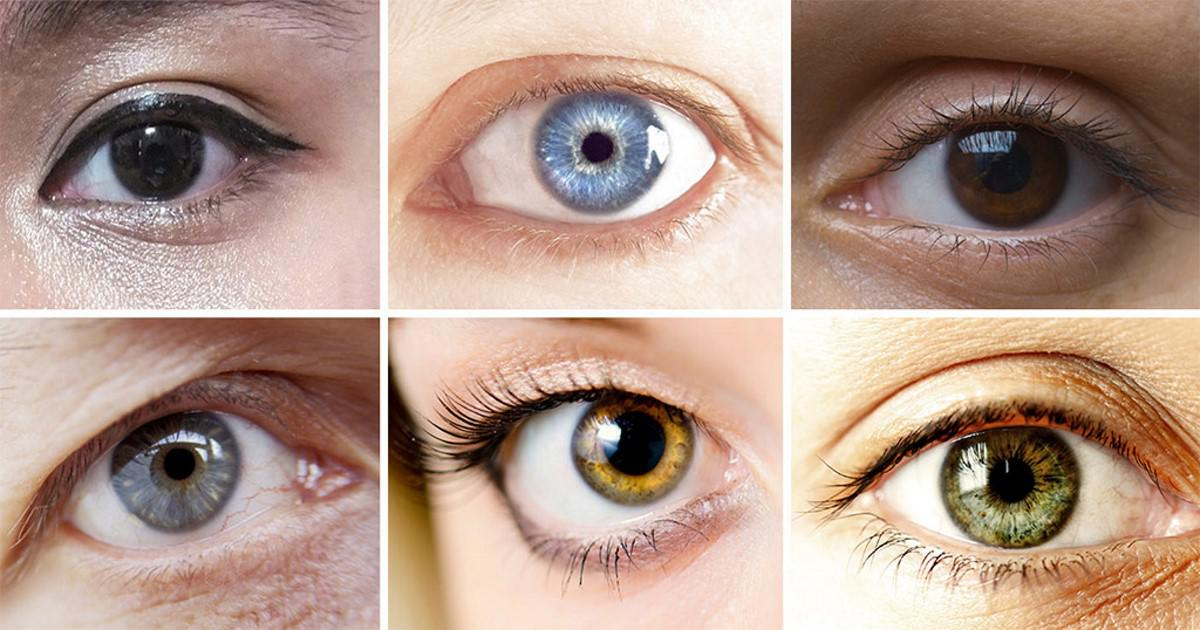 Το χρώμα των ματιών μας αποκαλύπτει πολλά για την προσωπικότητά μας λένε οι επιστήμονες.