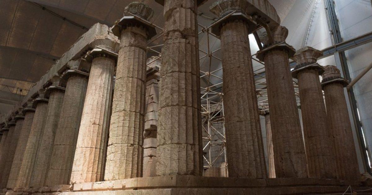 Το πρώτο ελληνικό Μνημείο Παγκόσμιας Κληρονομιάς UNESCO, Ο ναός του Επικούριου Απόλλωνα