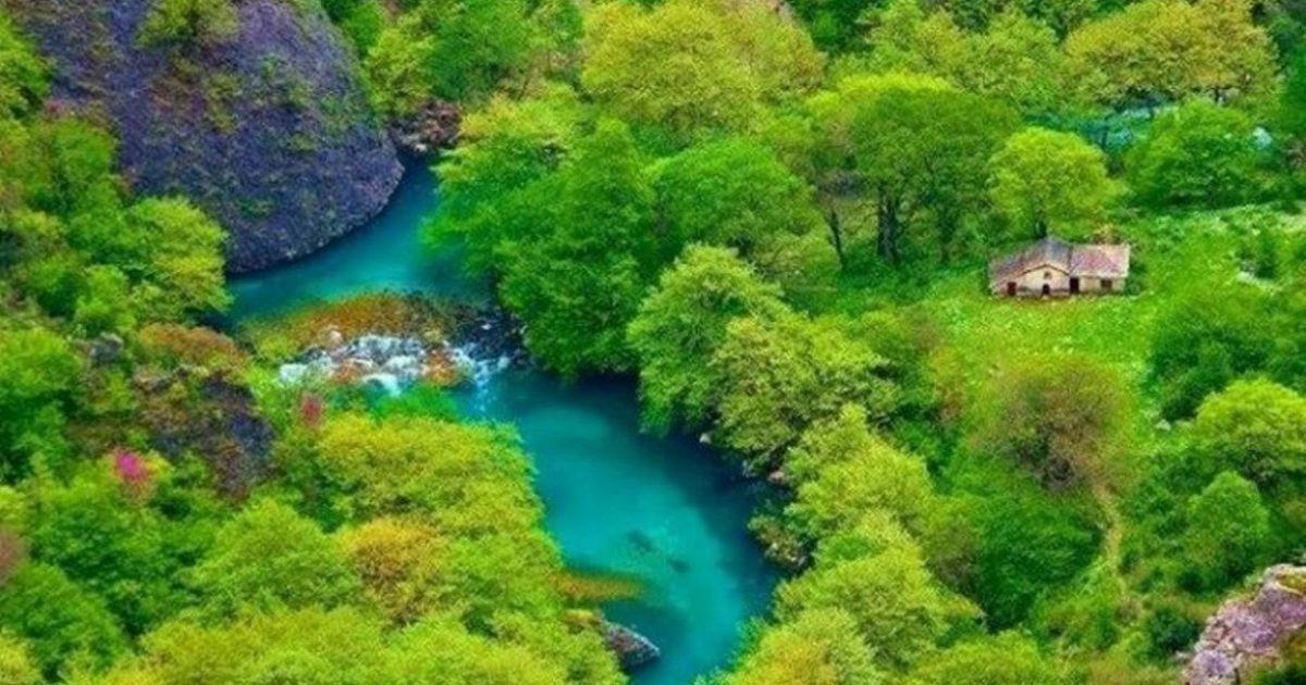 Δύσκολο να το πιστέψεις αλλά αυτό το παραμυθένια όμορφο τοπίο βρίσκεται στην Ελλάδα!