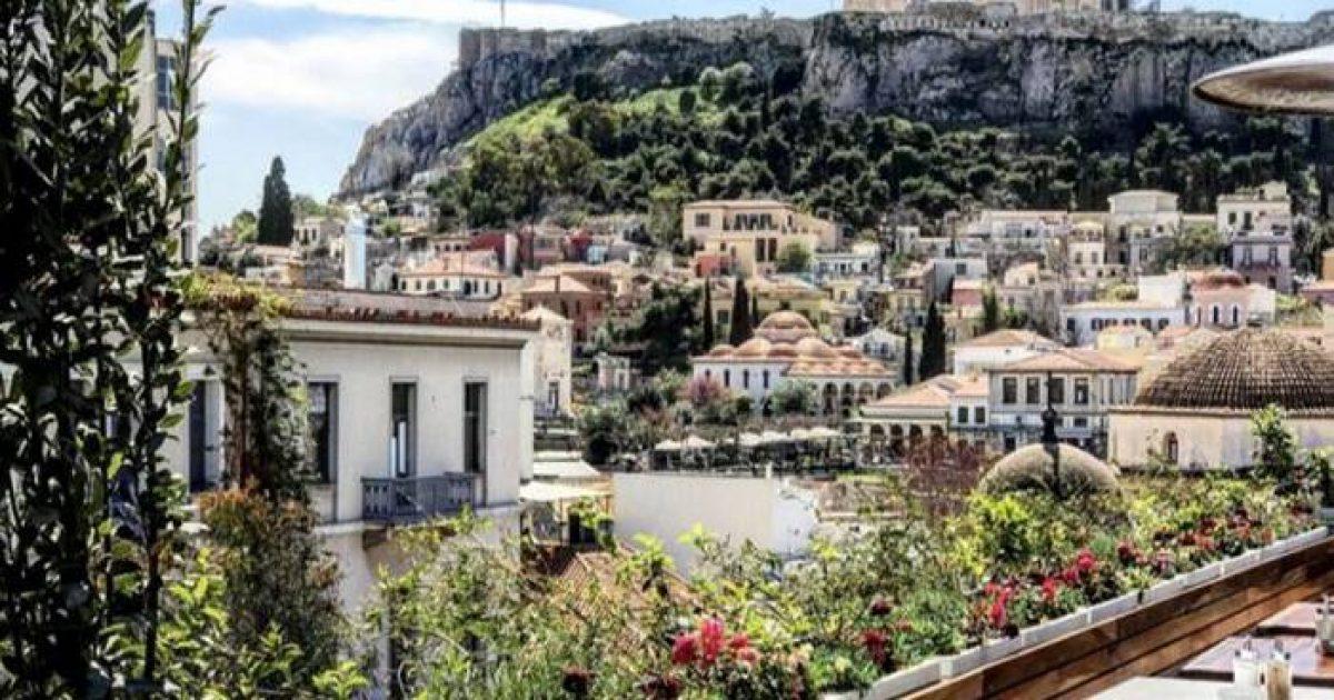 3 μυστικές ταράτσες με ασύλληπτη θέα στην Ακρόπολη που μόλις άνοιξαν