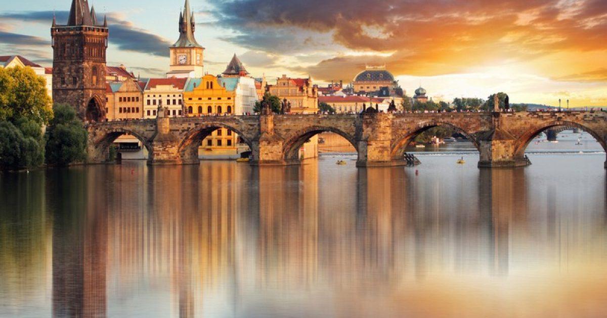 Η ρομαντική πλευρά της Πράγας!