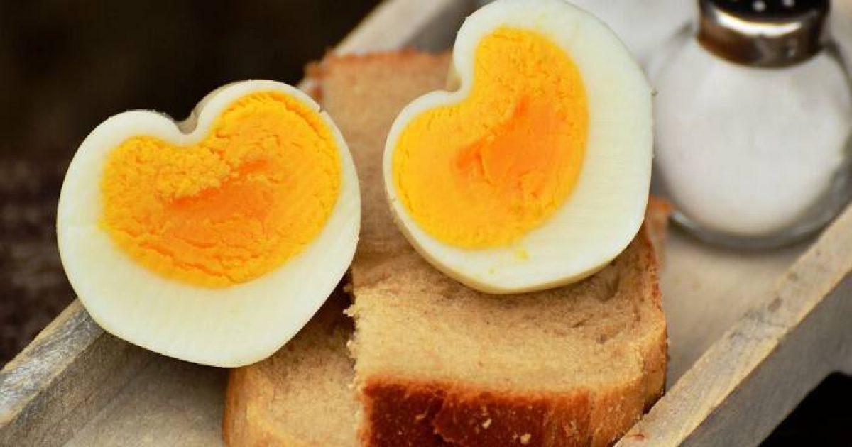 Η δίαιτα των βραστών αυγών υπόσχεται να χάσετε 11 κιλά σε δύο εβδομάδες