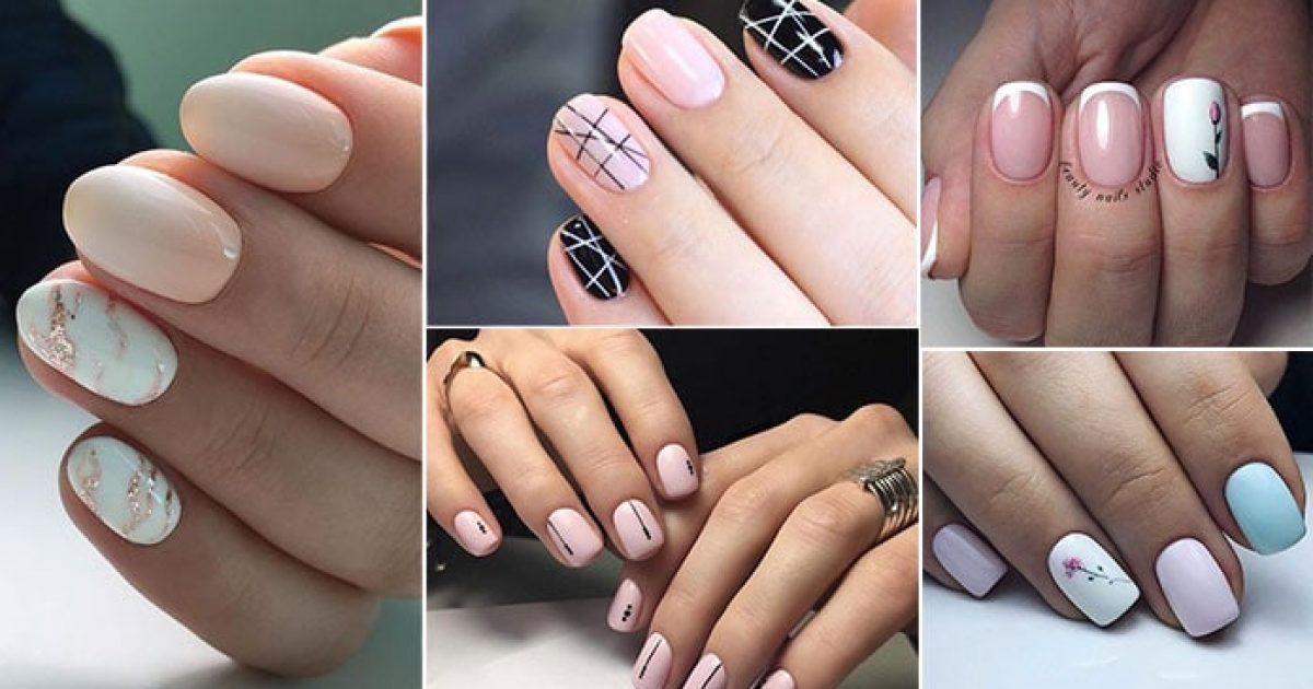 40 διακριτικά και κομψά σχέδια για νύχια που εντυπωσιάζουν