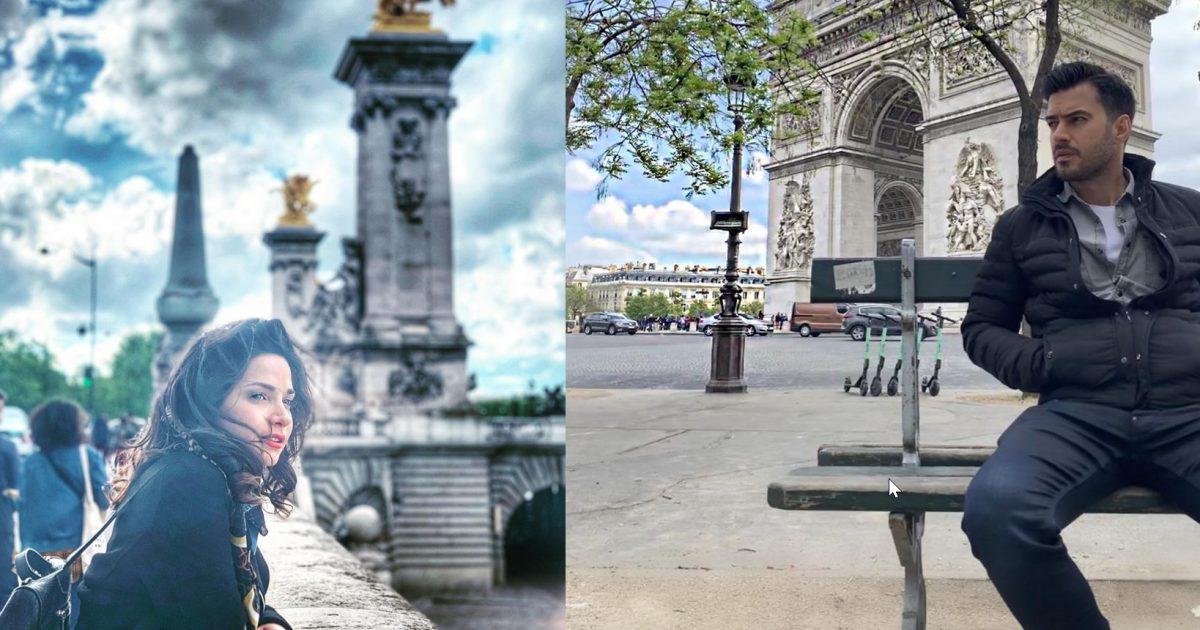 Γερονικολού – Τσιμιτσέλης: Από Παρίσι Κωνσταντινούπολη και το Instagram παίρνει φωτιά
