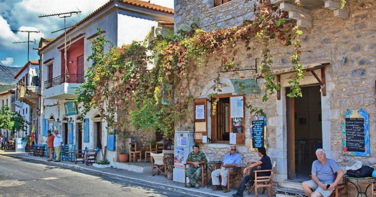 Δύο όμορφα ελληνικά χωριά στα 25 καλύτερα της Ευρώπης