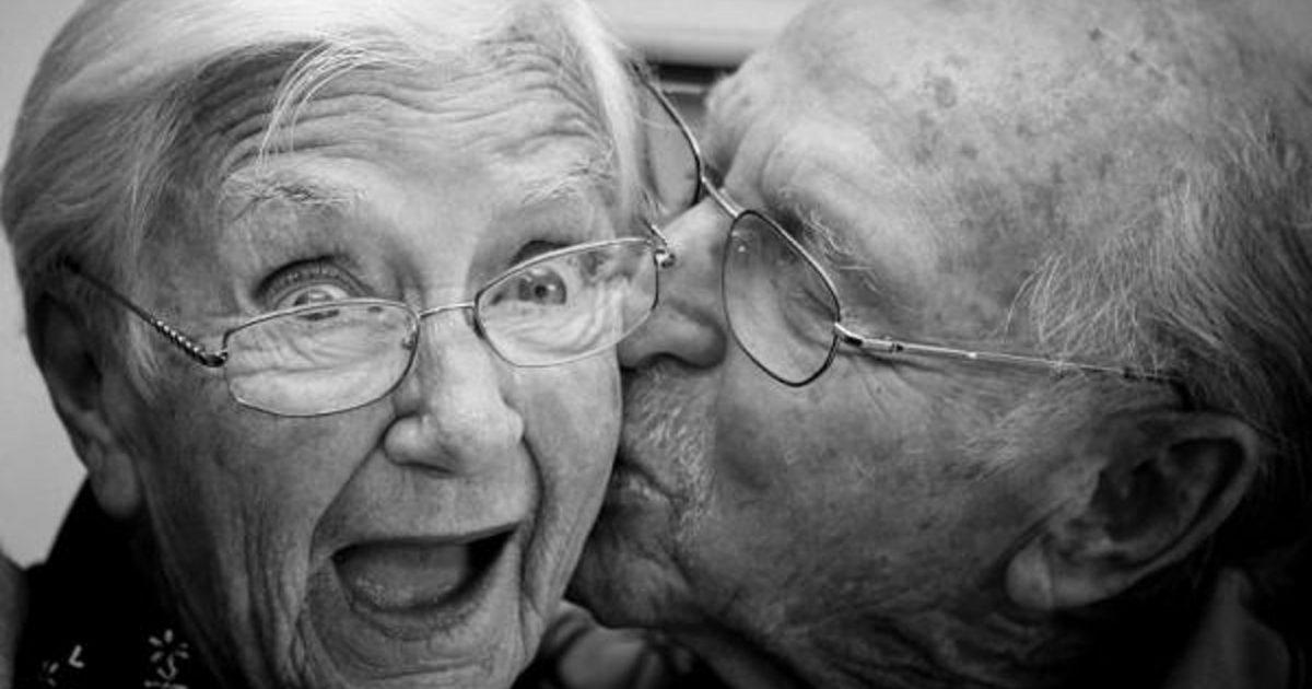 Οι ρυτίδες βαθαίνουν όσο η αγάπη μεγαλώνει