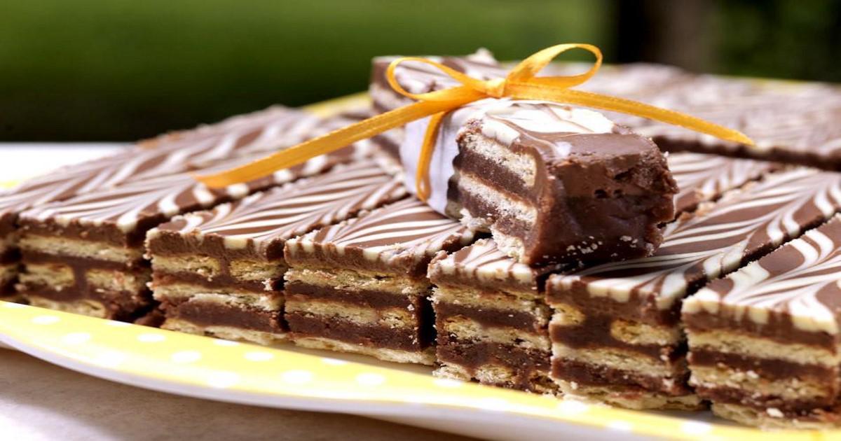 Συνταγή για λαχταριστές γκοφρέτες με σοκολάτα από τον Άκη Πετρετζίκη