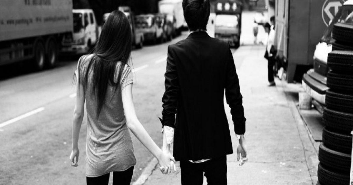 Όταν ο άντρας ερωτεύεται πραγματικά και για πάντα.