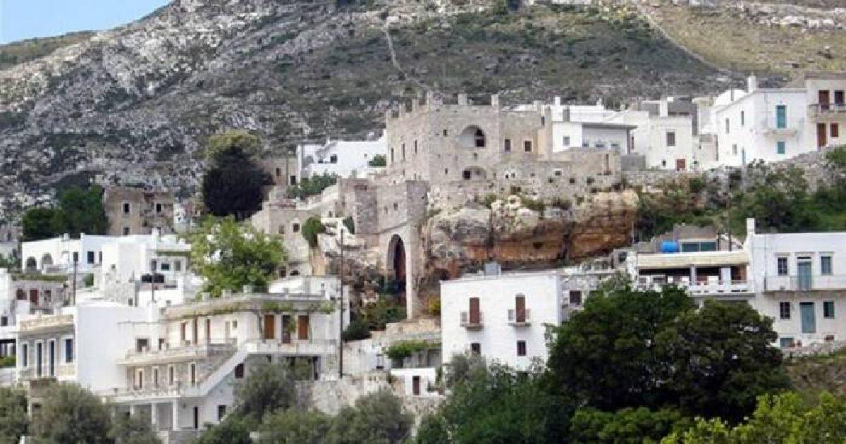 Απείρανθος: Το ορεινό χωριό στη Νάξο με τους ενετικούς πύργους