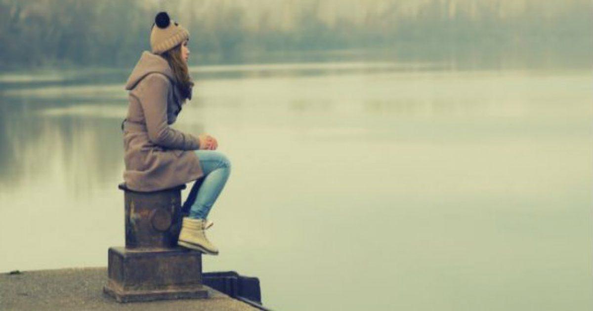 Διώξε ότι σε φθείρει. Κανε χώρο για αληθινούς ανθρώπους και όμορφα συναισθήματα.
