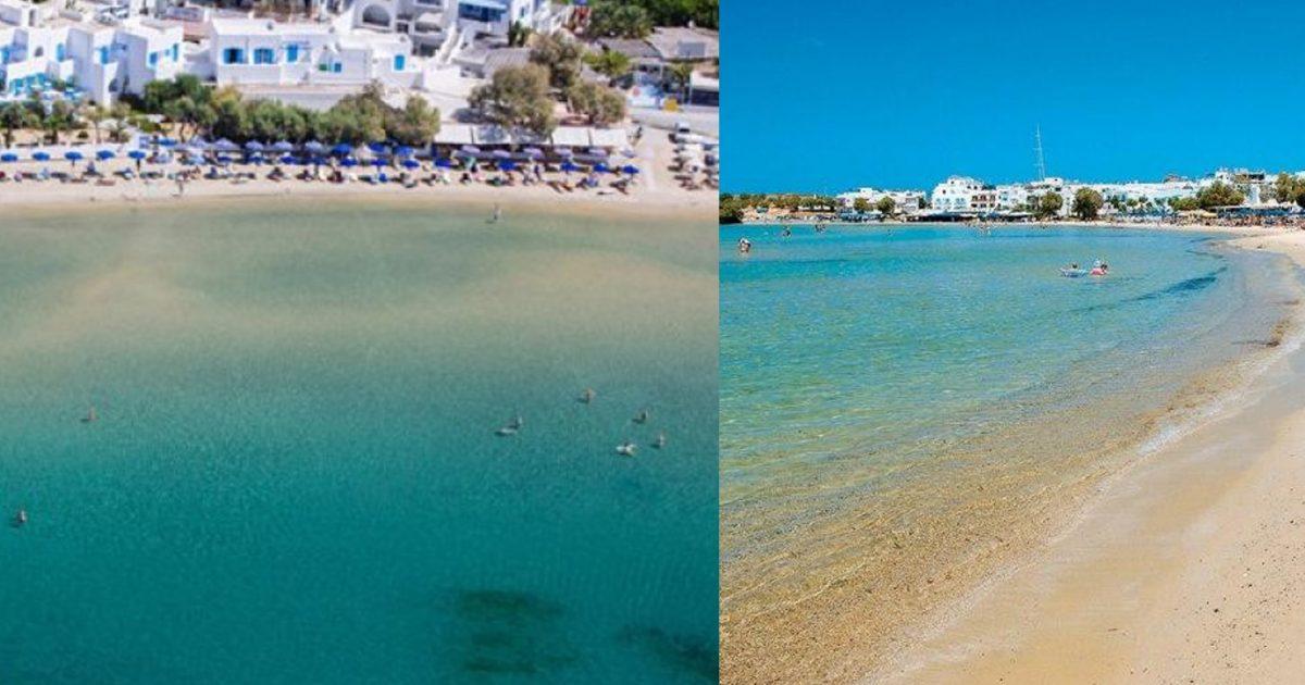 Η πιο όμορφη παραλία στην Ελλάδα για οικογενειακές διακοπές βρίσκεται στην Ελλάδα
