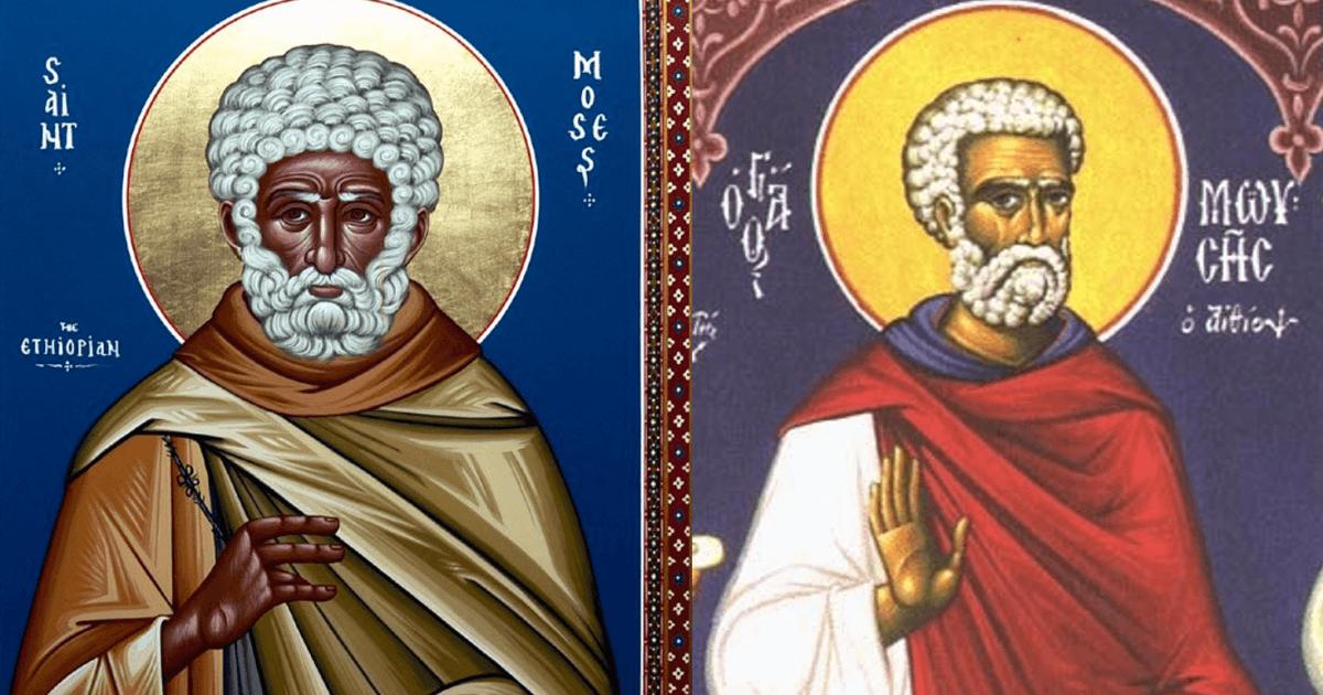 Οσιος Μωυσής ο Αιθίοπας – Εορτάζει σήμερα 28 Αυγούστου
